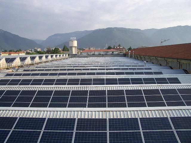 Impianto fotovoltaico Futurasun bBaxi